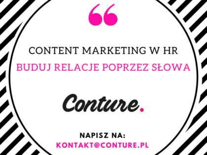 content marketing w hr