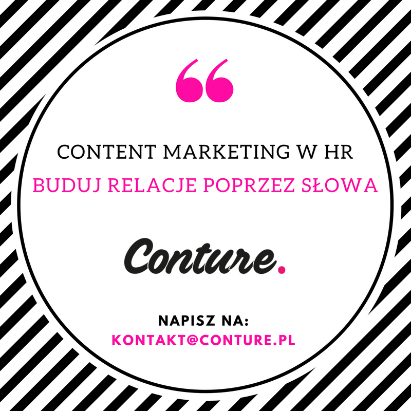 Content marketing w HR