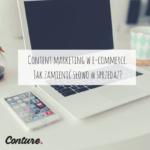 Content marketing w e-commerce – jak zamienić słowo w sprzedaż?