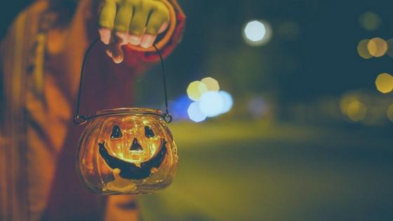 Reklamy na Halloween
