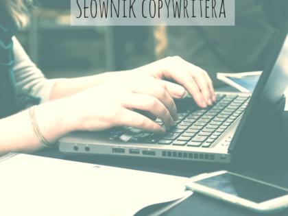 słownik copywritera