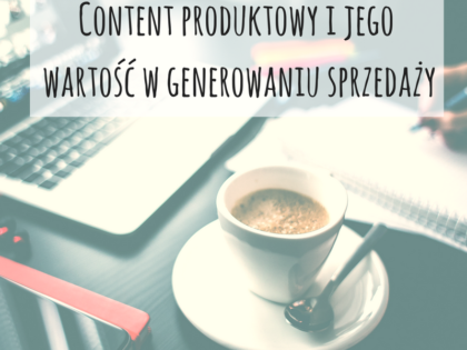 content produktowy
