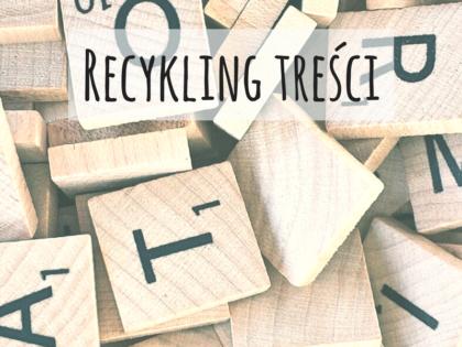 Recykling treści