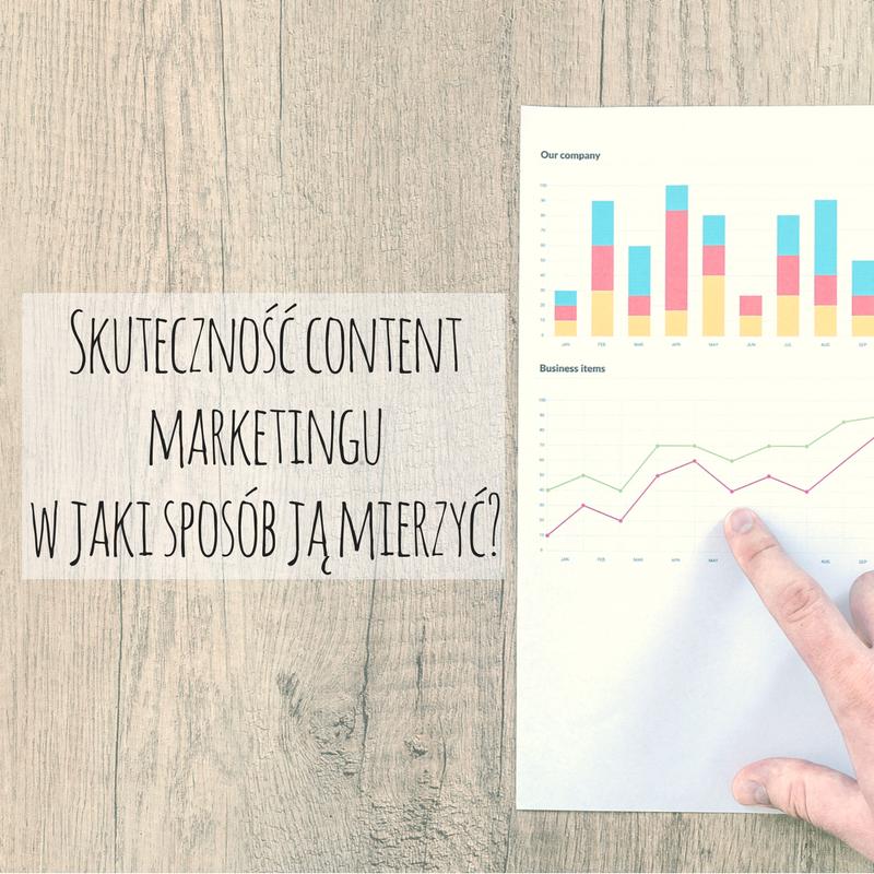 Skuteczność content marketingu – w jaki sposób ją mierzyć?