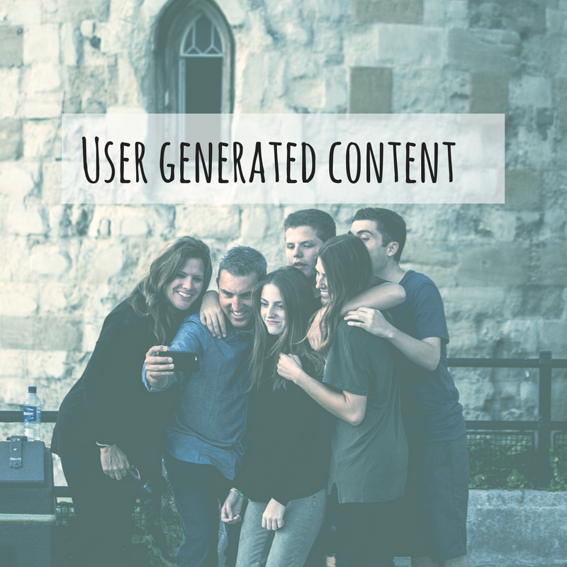 User Generated Content i jego rola w działaniach marketingowych