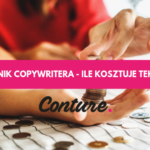 Cennik copywritera – ile kosztuje tekst?