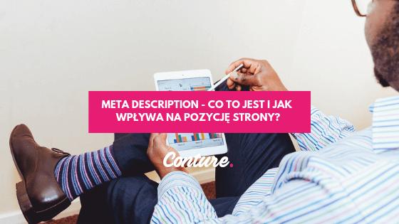 meta description - jak pisać