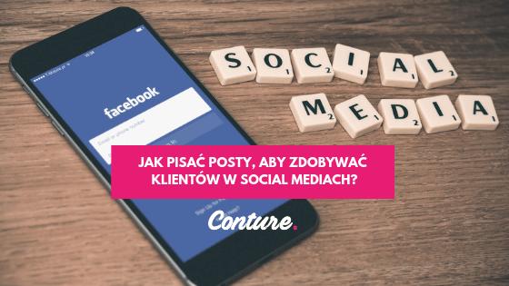 copywriting w social mediach