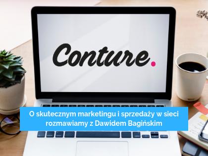 O skutecznym marketingu i sprzedaży w sieci rozmawiamy z Dawidem Bagińskim