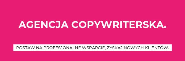 Agencja copywritingu