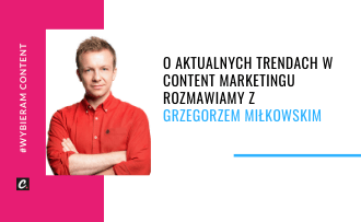 aktualne trendy w content marketingu
