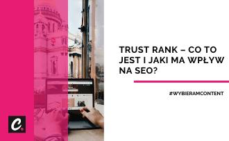 trust rank a SEO