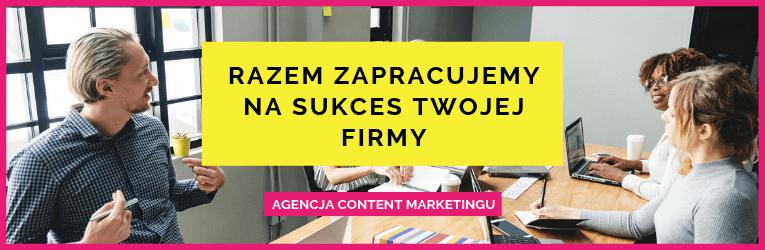 Content marketing w Krakowie