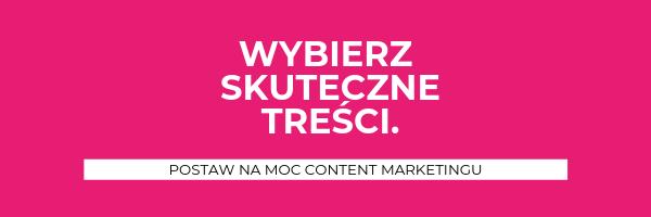Content marketing w Poznaniu