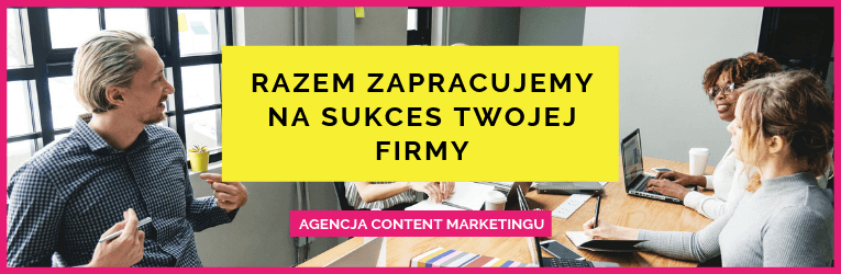 Content marketing w Warszawie